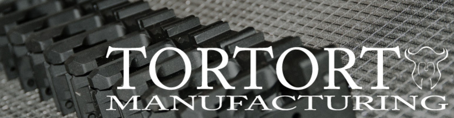 Tortort Manufacturing Home- Unfinshed Milled Receiver- AK